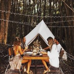 Lisa Danielle 4.5m Bell Tent Pro Tent canvas tent Gl&ing c&ing family & The Best Glamping Spots in Australia | Qantas Travel Insider ...