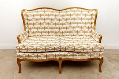 dragonfly settee
