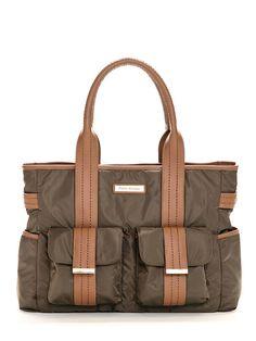 Zoe Diaper Bag by Perry Mackin on Gilt.com
