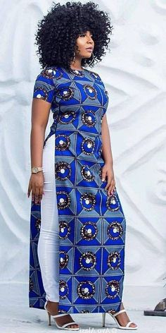 Statement African Print fashion dresses for women African Fashion Ankara, Latest African Fashion Dresses, African Inspired Fashion, African Dresses For Women, African Print Dresses, African Print Fashion, Africa Fashion, African Attire, Fashion Prints