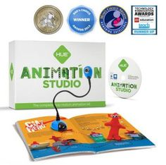 this looks like such a fun thing to have! animation studio stop motion camera. stop motion. fun activity. boredom buster. having fun with kids, gift idea