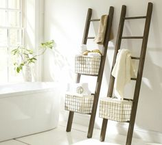 The Wooden Ladder As A Modern Part Of The Interiors! | Decor 10 Creative Home Design