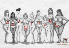 Each and one of us Ladies...;-)