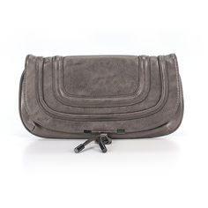 Pre-owned Urban Expressions  Clutch: Tan Women's Bags ($29) ❤ liked on Polyvore featuring bags, handbags, clutches, tan, urban expressions purse, preowned handbags, hand bags, tan clutches and brown handbags