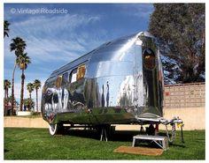 1935 Bowlus Road Chief travel trailer