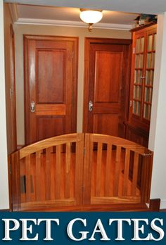 Bring the beauty of solid wood to your home with our handcrafted solid wood doors. We offer Screen Doors, Storm Doors, Dutch Doors, Entry Doors and Arch Doors.