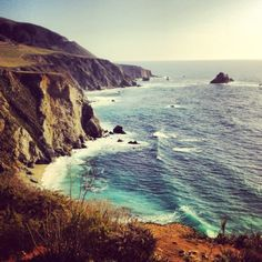 Highway 1- drove the length of it many years ago & still recall it vividly.  One of the best trips ever!!