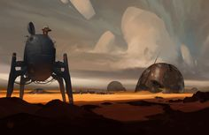 A long time ago, in a galaxy much, much larger… | Community Post: 10 Hauntingly Beautiful Sci-Fi Visions Of The Future Of Space Exploration
