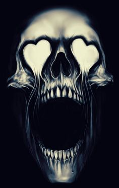 Whenever you realize it, it'll be too late for you are already into the skull...