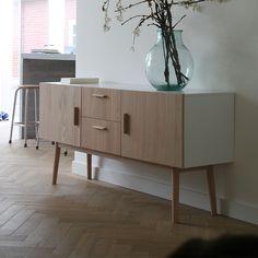 Tv-meubel Retro Copenhagen - Vintage tv meubelen - Tv meubel | Zen Lifestyle