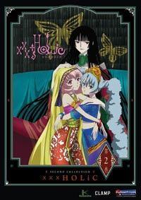 xxxHolic Series 1 Part 2 Xxxholic Anime, Anime Dvd, Holiday Wishes, Me Me Me Anime, Clamp, Manga Art, Animation, Fictional Characters, Collection