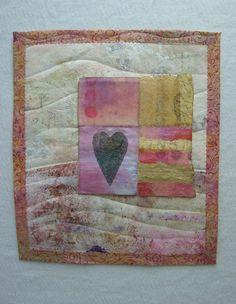 Rebekah Meier paper quilt