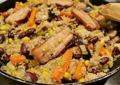 Pipi cici gazdagon 😉 (a receptem) Grains, Food, Essen, Meals, Seeds, Yemek, Eten, Korn