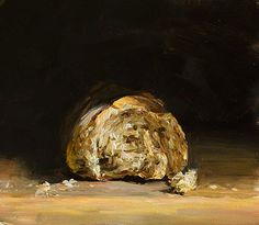 Julian Merrow-Smith -  	 Bread and breadcrumbs