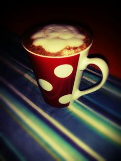 Homemade moccachino