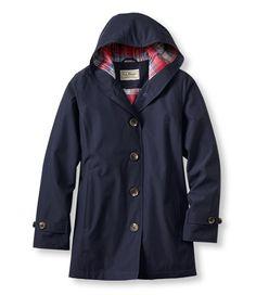 Raincoat shopping: Bean's Easy-Care Mackintosh Coat: Casual Jackets | Free Shipping at L.L.Bean