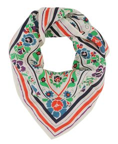 This reminds me of the scarves my mother used to wear...and I used to love.