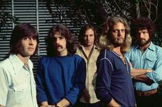 Randy, Glenn, Joe, Don Felder and Don Henley