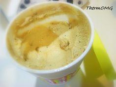 Banana Ice Cream with Caramel Sauce — ThermOMG