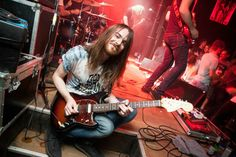 Pulled Apart by Horses, Dr. Martens Stand for Something Tour Amsterdam, September 2014