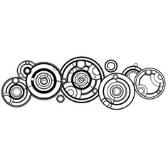 Doctor Who's Gallifreyan Name - This is going to be my first tattoo!!
