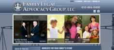 Congratulations to the Family Legal Advocacy Group, LLC on their brand new website design! Be sure to visit FLAG at http://flagfamilylaw.com/