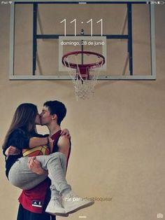basketball-couple❤
