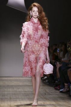Jenny Packham Ready To Wear Spring Summer 2015 New York  #NYFW #SS15 #RTW