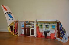 1973 Barbie Friendship United Airplane and Accessories | eBay