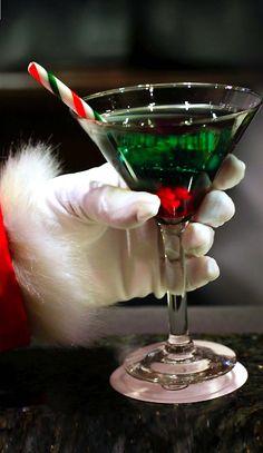 Enjoy Santa