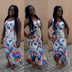 http://www.questworld.com.ng/product/Edit-Print-Maxi-Dress-by-Marisota size 20 #7500 Pay on delivery within Lagos. Nationwide delivery