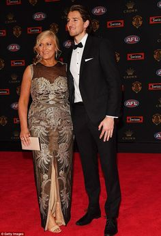 Brownlow Medal 2016: Marcus Bontempelli takes his mother to the count