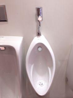 Toto urinal 1 rmb1219, incl. manual flush rmb1516