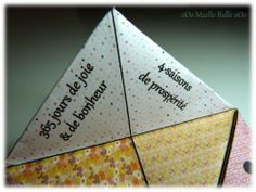 La cocotte - carte de voeux : LA bonne idée de fin d'année. Hihihi j'ai déjà mes petites idées de destinataires :)