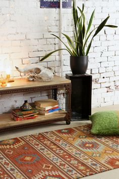 Dash & Albert Canyon Kilim Rug