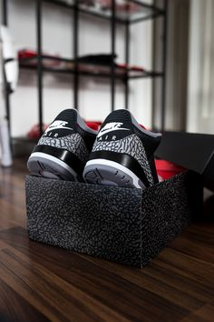87c0d9a117b7aa Air Jordan Black Cement 3 Air Jordan 3