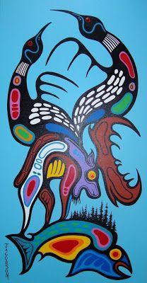 Hope and Faith in the Elementals South American Art, Native American Art, Drums Art, Haida Art, Inuit Art, Native Design, Indigenous Art, Drawing Lessons, Aboriginal Art