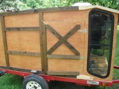 DIY camper for less than $1,000