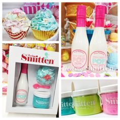 New gift sets by Feeling Smitten. Great stocking stuffers for the holidays!