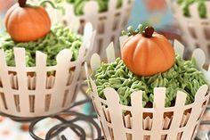 starbucks pumpkin cake recipe | 10 Spooktacular Halloween Cupcake Recipes | Yummly
