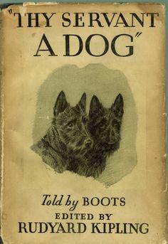 rudyard kipling scottish terrier - Google Search