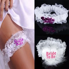 White Lace Bridal Garter Sets Wedding Garter Sets In White Or Ivory In A Variety Of Styles Party Accessories, Costume Accessories, Wedding Garter Set, Lace Garter, Diy Wedding, Wedding White, Wedding Ideas, Wedding Gallery, Floral Centerpieces
