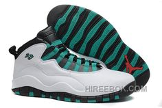 "sports shoes d273c 90570 Find New Air Jordan 10 Retro ""Verde"" White Verde-Black-Infrared 23 Cheap To  Buy online or in Yeezyboost. Shop Top Brands and the latest styles New Air  ..."