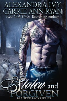 Stolen and Forgiven Branded Packs Book 1