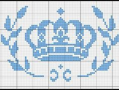 This Pin was discovered by Ang Baby Cross Stitch Patterns, Cross Stitch Baby, Cross Stitch Charts, Cross Stitch Designs, Loom Beading, Beading Patterns, Embroidery Patterns, Knitting Patterns, Cross Stitching