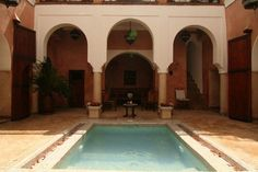 """The Dar Warda for its outstanding lavishness and state of the art services has reeled constant awards and accolades, making it bag the no. 1 position in various Times and Travel magazines in the categories of """"Best Moroccan luxurious houses""""."""