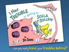 Discount: I Had Trouble in Getting to Solla Sollew - Dr. Seuss (Old Price: 4.99$, New Price: 3.99$)