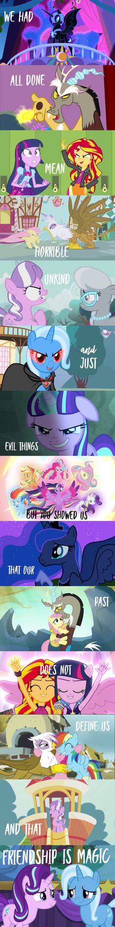 We all are able to have that second chance. Comment any quote or character suggestions! My Little Pony Twilight, My Little Pony Comic, My Little Pony Drawing, My Little Pony Pictures, Filles Equestria, My Little Pony Clothes, Mlp Rarity, Mlp Memes, My Little Pony Wallpaper