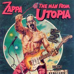 Frank Zappa - The Man From Utopia 1983