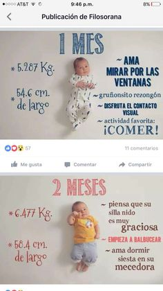 Bebe Mes A Mes Bebe Pinterest Baby Photos Baby F Y New Baby
